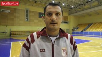 Adrović: Gosti su više željeli pobjedu