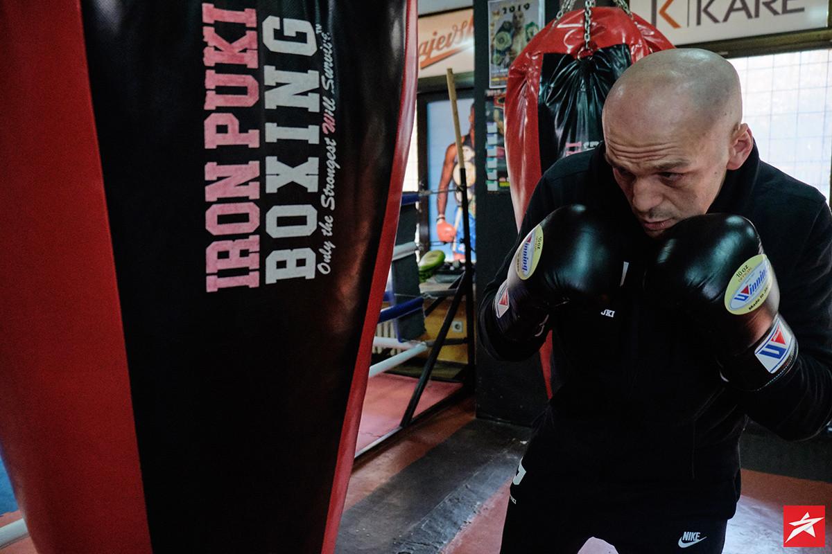 Iron Puki titulu WBO prvaka Evrope brani u Sarajevu