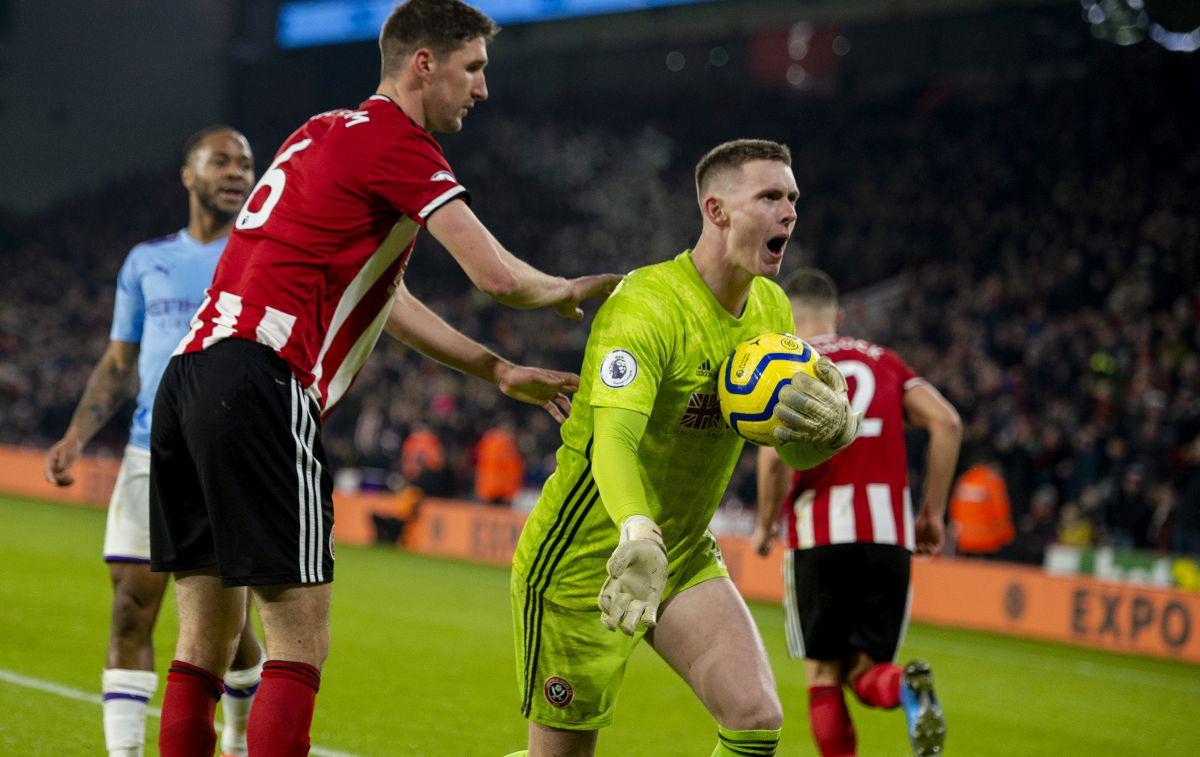 Manchester United dozvolio Hendersonu da ostane u Sheffieldu do kraja sezone