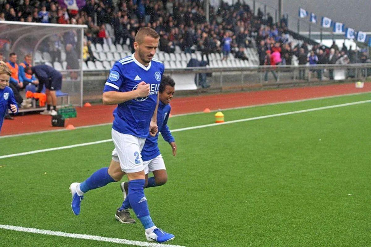 Ivan Stanić se razišao sa Fremad Amagerom