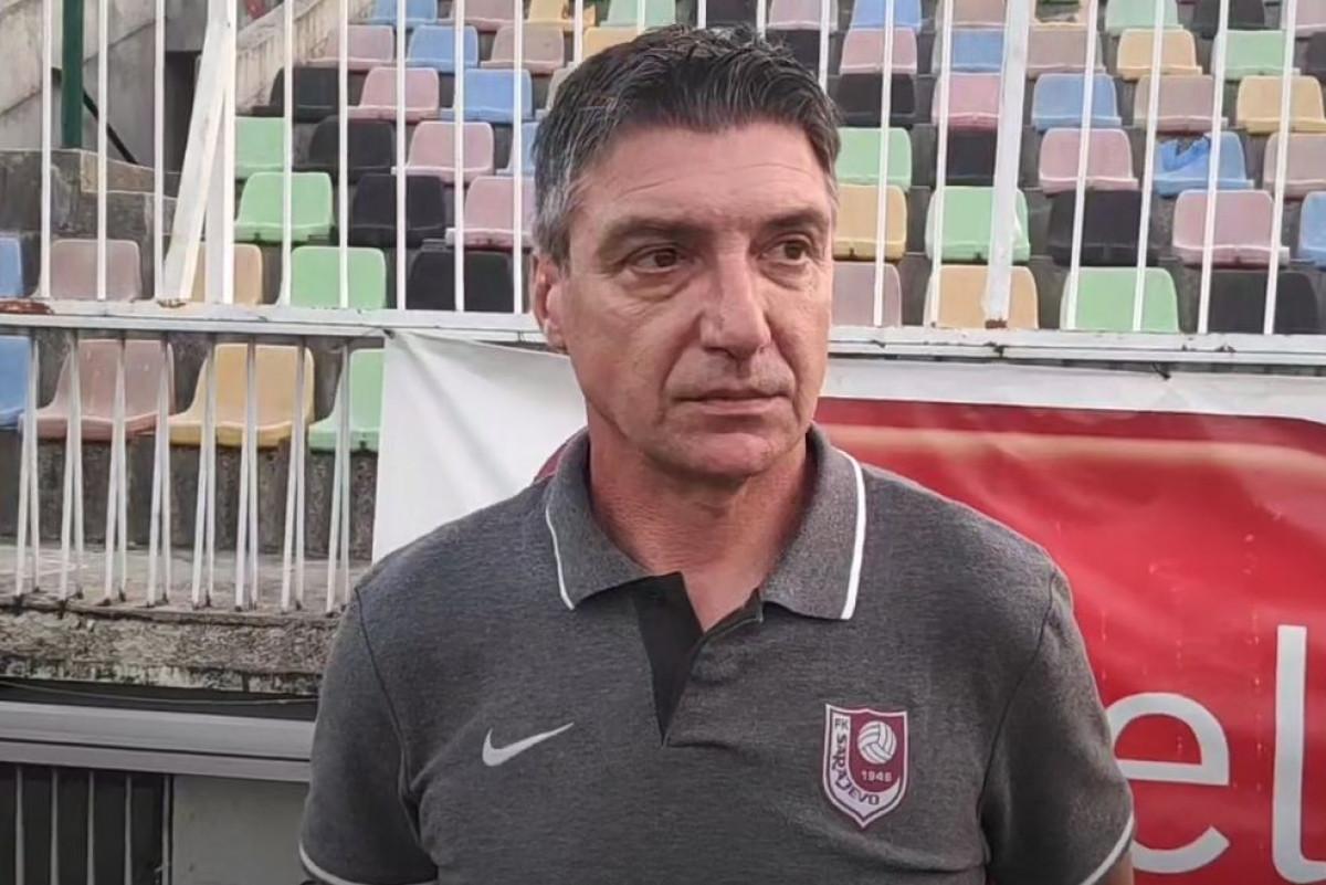 Marinović objasnio zašto nije bilo Kovačevića: Nismo željeli ništa da rizikujemo