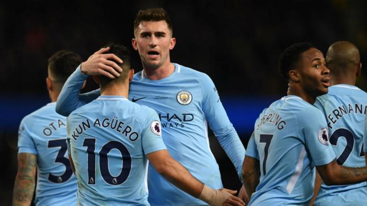 Manchester City preuzeo vrh tabele: Laporte i Jesus junaci Građana protiv Evertona