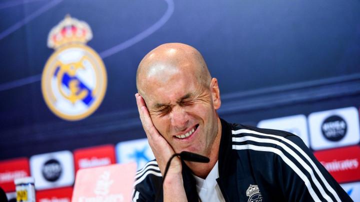 Zidaneu ispunjena još jedna želja, ali one najveće tek slijede