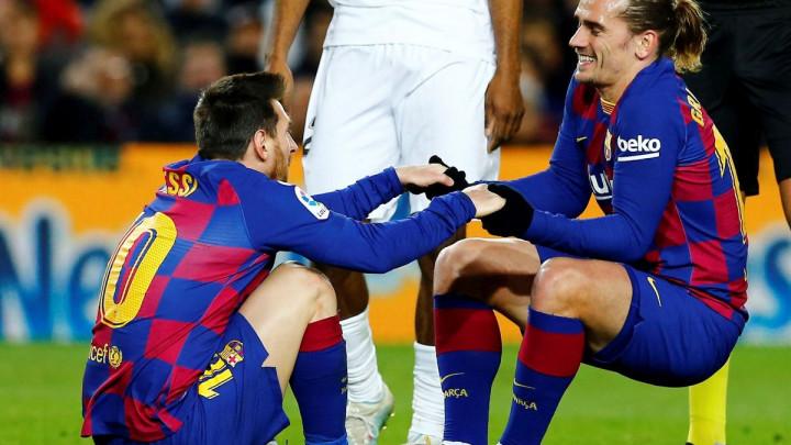 Messi spasio Setiena u debiju na klupi Barcelone