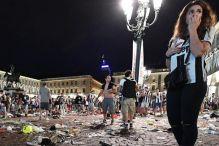 Ogroman broj povrijeđenih nakon eksplozije u Torinu