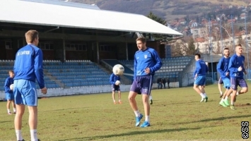 Travnik odradio posljednji trening pred FK Sarajevo