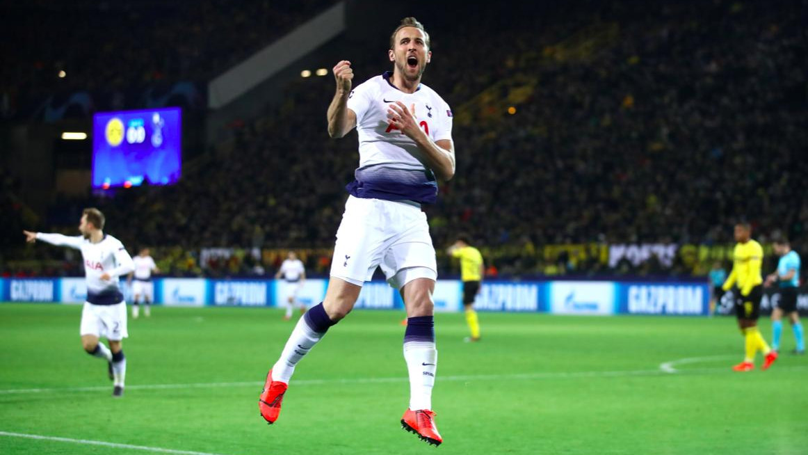 Borussia dominirala na terenu, ali je Harry Kane golom donio Tottenhamu pobjedu
