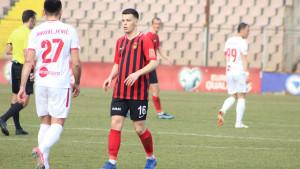Selim Žuna nova akvizicija FK Rudar Kakanj