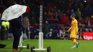 """Navijači Atletico Madrida posvetili parolu Griezmannu: """"Htio si napraviti ime od sebe, ali..."""""""