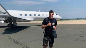 Berlusconi poslao privatni avion u Zagreb po Marića!