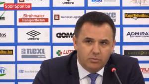 Pogledajte današnju press konferenciju FK Željezničar