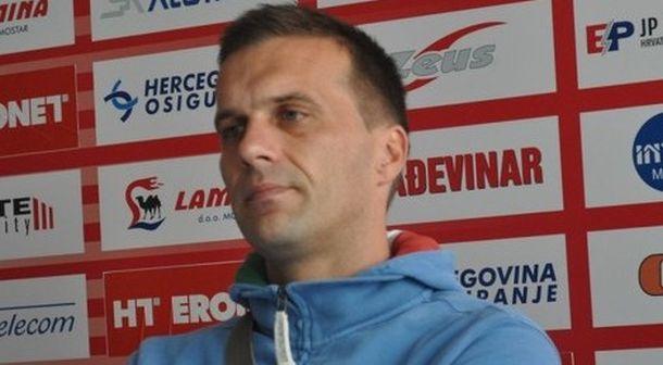 Ivanković: U ovom trenutku smo bolji od Željezničara