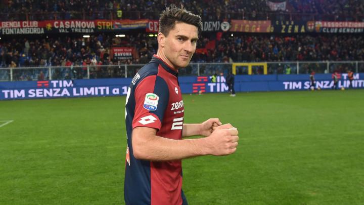 Zukanović: Lijepo mi je u Genoi, želim ostati