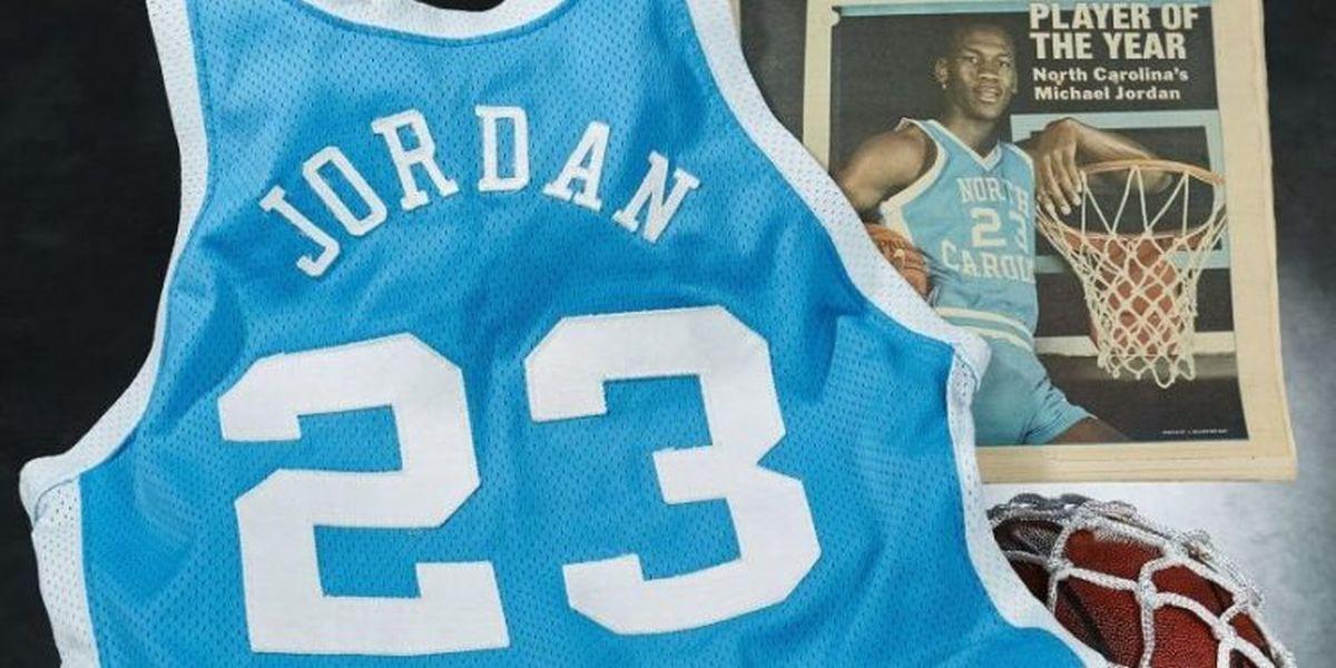 Dres Michaela Jordana je prodat za nevjerovatnu sumu