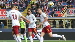 Džeko: Moramo biti fokusirani, Barca na Nou Campu svakome može dati pet golova