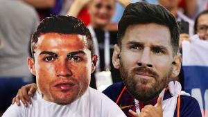 """Statistika je rekla svoje: Da li je ovo """"dokaz"""" da je Messi bolji od Ronalda?"""