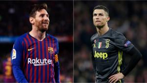Messi, Ronaldo i golovi u Ligi prvaka: Portugalac je brutalan!