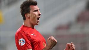 Mandžukić raskinuo ugovor u Kataru, već se zna gdje dolazi?