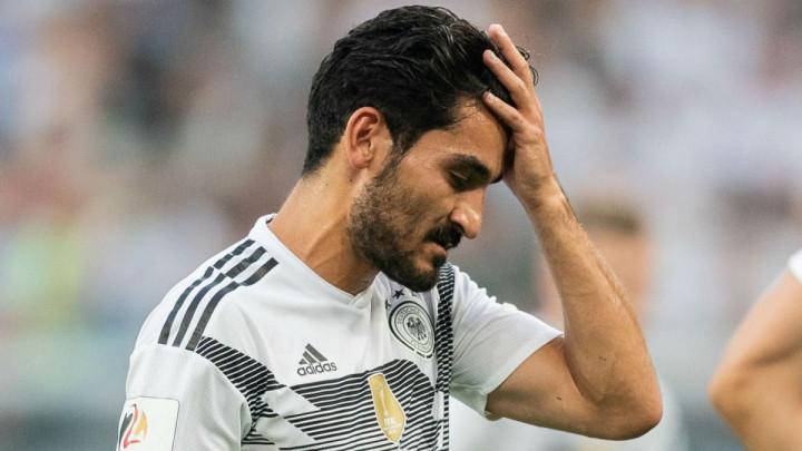 Gundogan odgovorio njemačkim navijačima: Teško je živjeti s tim