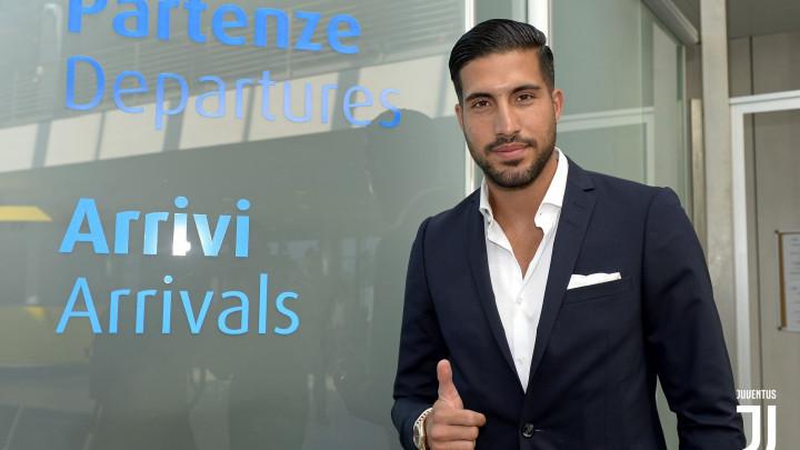 Emre Can i zvanično u Juventusu