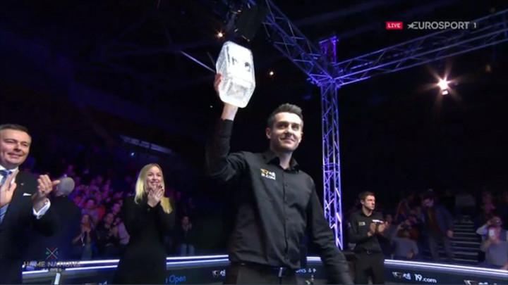 Selbyju pehar na Scottish Openu i 70.000 funti