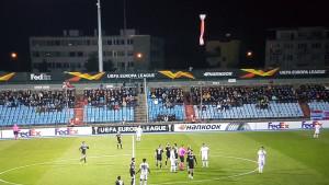 Provokacija po uzoru na albansku: Utakmica u Luksemburgu prekinuta zbog drona sa zastavom!