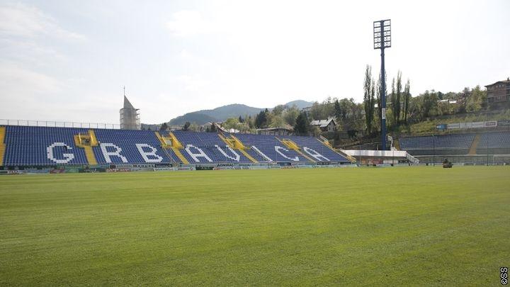 Stadion Grbavica slavi 64. rođendan