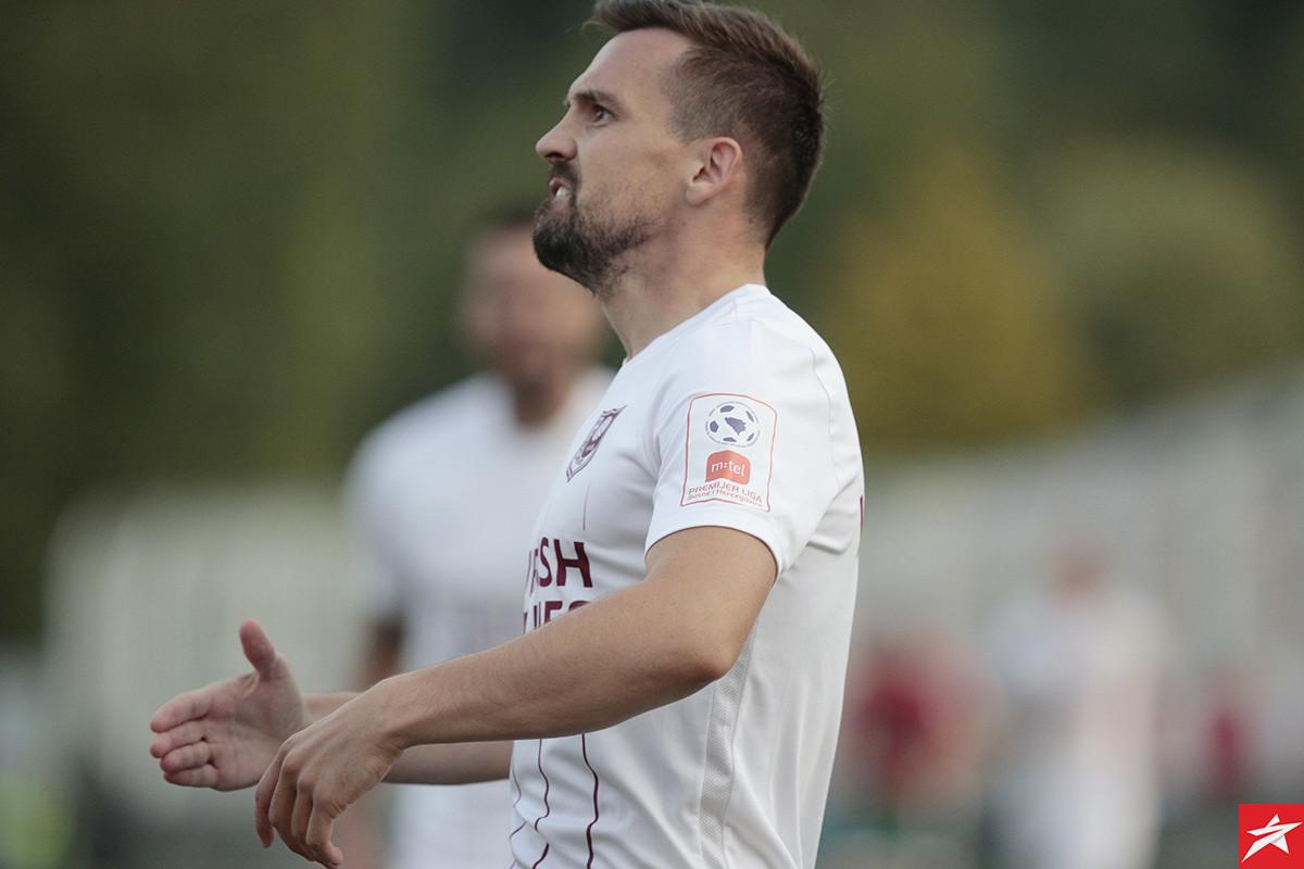 Hebibović prekinuo ligaški post dug 12 mjeseci!