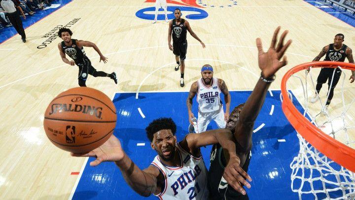 Embiid vodio 76erse do trijumfa, Heat teško slavio, Pelicansi sigurni