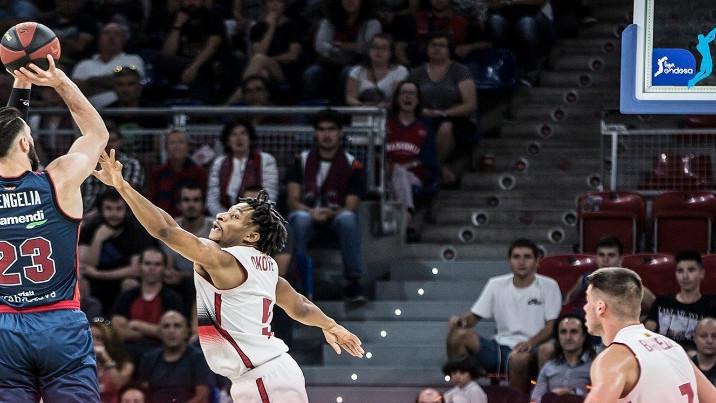 Baskonia krenula silovito, Penava bez debija u ACB ligi