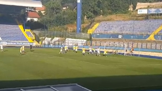 Juričić oduševljava navijače FK Željezničar