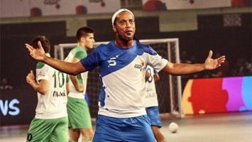 Ronaldinho zabio pet golova i oduševio sve