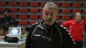 Milenko Savčić - Ćito na klupi ŽRK Goražde