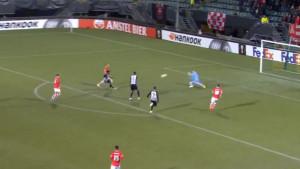 Soumah ne prašta, Partizan vodi 0:2!