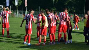 NK Zvijezda eurogolovima kaznila Krupu, Leotar za dva minuta dao dva gola i prošao dalje