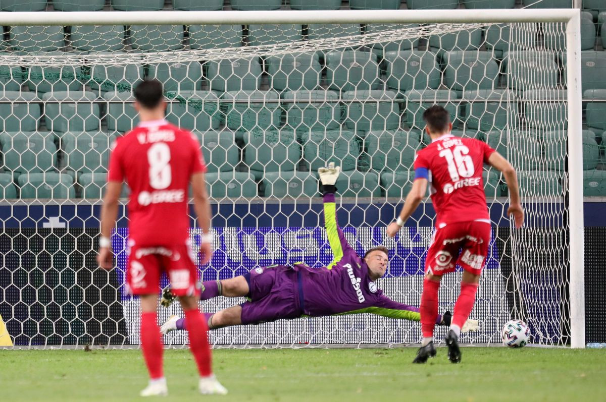 Omonia nakon penal lutrije izbacila Crvenu zvezdu!