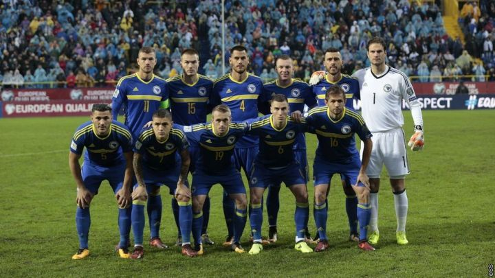Bosna i Hercegovina 38. reprezentacija svijeta