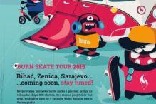 Burn Skate tour 2015