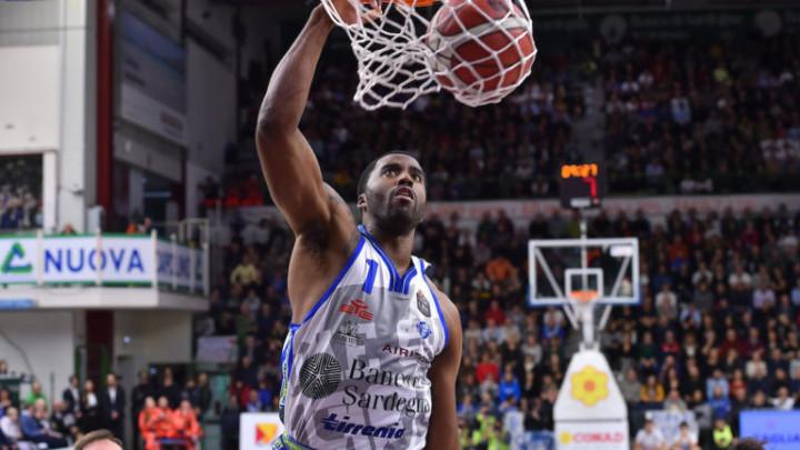 Jamel McLean pred potpisom za KK Partizan