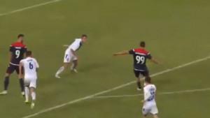 Zrinjski u Skoplju vodi sa 3:0 golom Govedarice