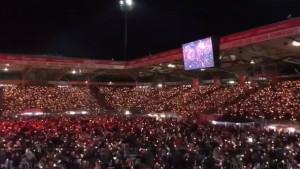 Božićna bajka u Berlinu: 17.000 navijača na stadionu...
