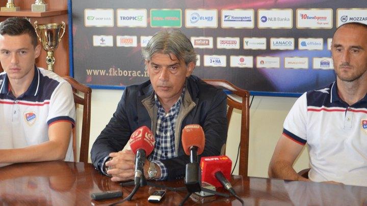 Trener Borca odbio izdašnu ponudu
