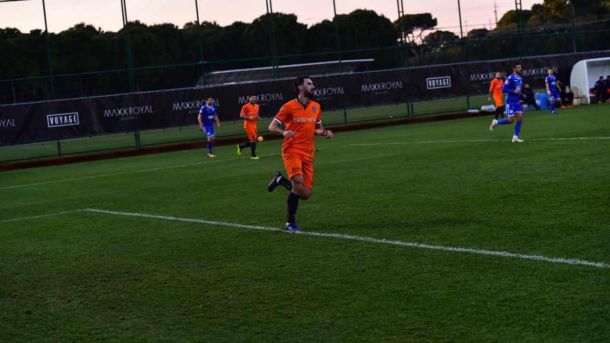 Bajić strijelac u prijateljskoj utakmici protiv Kukesija