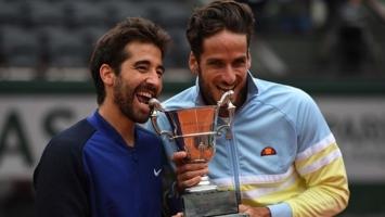 Feliciano i Marc Lopez šampioni Roland Garrosa