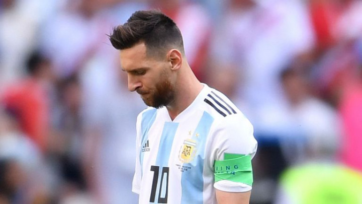 Bolje bi bilo da se nije vratio u reprezentaciju: Argentinci ostali bez novca zbog Messija