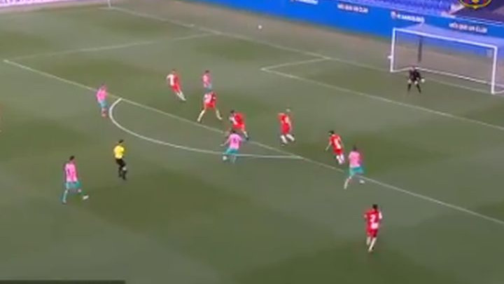 Barcelona povela protiv Girone golom Coutinha, ali magija Messija je sve oduševila