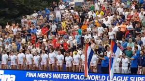 Finale Svjetske lige: Pogledajte kako je himna Hrvatske dočekana u Beogradu