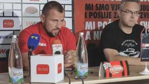 """Na Tušnju žele novu 'tricu': """"Atmosfera u klubu je odlična, pozivamo navijače da nas podrže"""""""