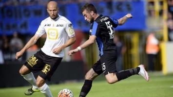 Oostende slavio, Cocalić igrao u porazu Mechelena