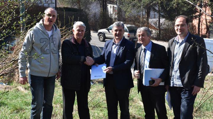 Jusuf Nurkić gradi sportsku dvoranu na Koševskom brdu